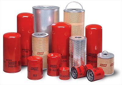 Автомобильные маслянные фильтры